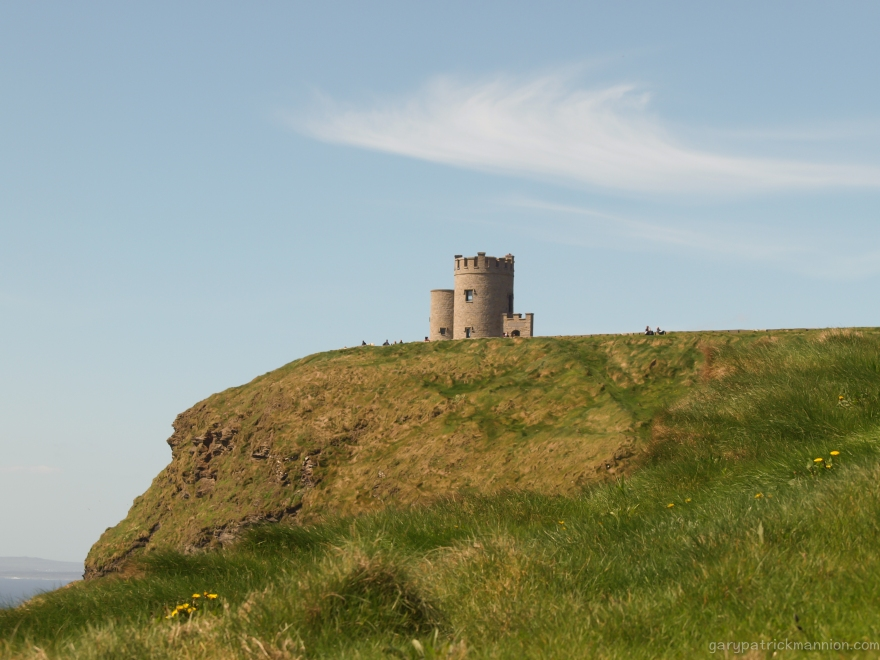O'Brien's Tower - Cliffs Of Moher